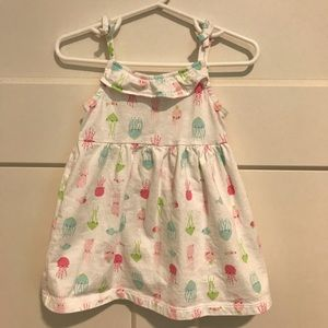 Carter's Cotton Dress Size 12 Months